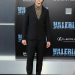 Dane DeHaan In Prada 'Valerian And The City Of A Thousand Planets' LA Premiere