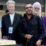 Beatles' Drummer Ringo Starr Celebrates Birthday  In Givenchy Jacket
