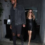 Tristan Thompson  In Vetements & Dior Homme Sneakers- Out In LA