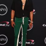 Russell Westbrook  In  Fear of God Pants  – 2017 ESPYS