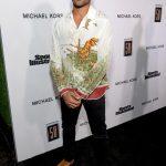 Orlando  Scandrick In Maison Margiela –   Sports Illustrated 2017 'Fashionable  50'