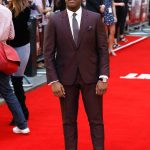John Boyega in Burberry – 'Detroit' London Premiere