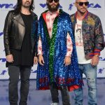 Jared Leto  In Gucci – 2017 MTV Video Music Awards