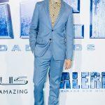 Dane DeHaan In Prada – 'Valerian' Sao Paolo Brazil  Premiere
