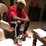 Odell  Beckham  Jr.  In  Air Jordan  Jersey  & Off-White X Air Jordan Sneakers