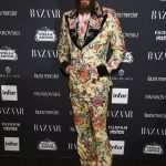 "Jared Leto In Gucci –  ""Bazaaricons""  NYFW Event"