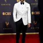 Jeremy Piven In  Giorgio Armani  – 69th Primetime Emmy Awards.