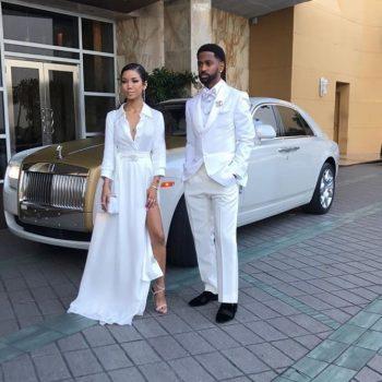 jhene-aiko-big-sean-attends-gucci-mane-keyshia-kaoir-wedding