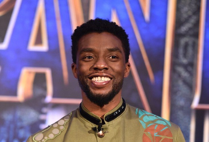 chadwick-boseman-in-etro-black-panther-global-​​junket-press-conference-in-la