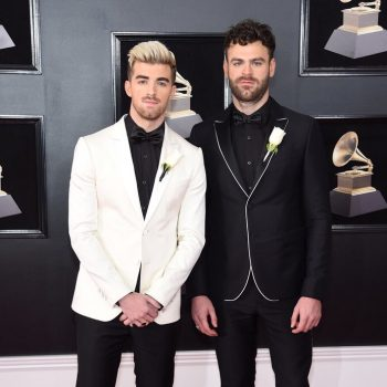 andrew-taggart-alex-pall-in-valentino-2018-grammy-awards