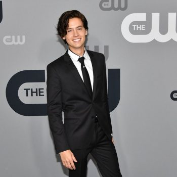 cole-sprouse-in-hugo-2018-cw-network-upfront